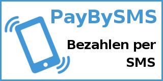 PayBySMS (Bezahlen per SMS)